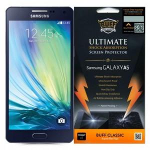 Buff Samsung Galaxy A5 A500 Darbe Emici Kırılmaz Ekran Koruyucu Film